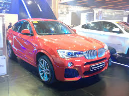 maserati philippines 2015 bmw x3 facelift and bmw x4 philippines live