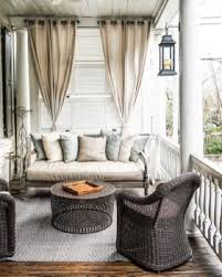 35 private in outdoor space with porch curtains privacy coo