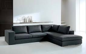 Black Sofa Sectional Sofa Design Ideas Small Contemporary Sofa Sectionals Microfiber