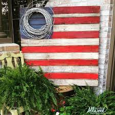 Decorative Flags For The Home 110 Diy Pallet Ideas For Projects That Are Easy To Make And Sell