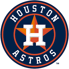 houston astros primary logo 2013 an orange star and white h