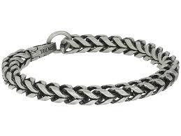 stainless steel bracelet links images Steve madden mens jewelry link bracelets online shop high quality jpg