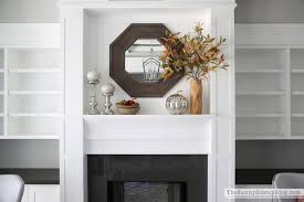 fall and chairs in the formal living room the sunny side up blog