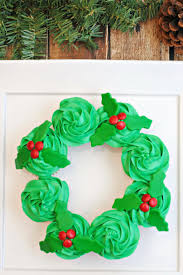 pull apart christmas wreath cake frugal mom eh