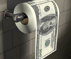 money toilet paper roll awesome stuff 365