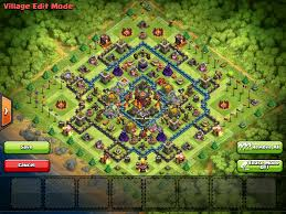 Coc Map Heart Of A Champion Town Hall 10 Trophy Push War Base Anti