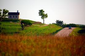 Kansas landscapes images Take these 8 country roads in kansas for a scenic drive jpg