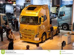 golden trucks volvo fh16 750 hp truck editorial stock photo image 45048348