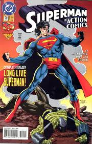 Action Comics Vol 1 711 Dc Database Fandom Powered Wikia