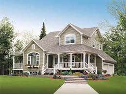 Peaceful Design Country Homes Designs House Plans At Dream Home - Country homes designs floor plans