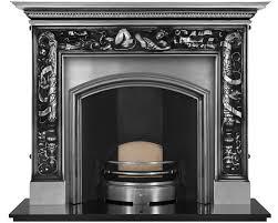 Cast Iron Fireplace Insert by London Plate Wide Cast Iron Fireplace Inserts Carron