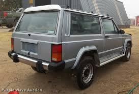 jeep 1985 1985 jeep cherokee suv item da6008 sold april 26 vehicl
