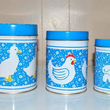 blue and white kitchen canisters cow kitchen canisters country kitchen canisters duck chicken cow