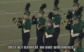 Marching Band Meme - marching band meme archives