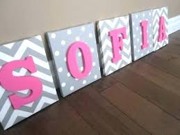 Decorating Wooden Letters For Nursery Wooden Letter Ideas Wood Letters For Wall Decor Wooden Letters For