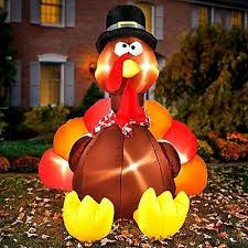 9 best thanksgiving inflatables images on happy