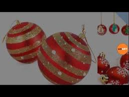 christmas ornament balls collectible christmas ornaments youtube