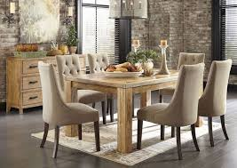 Luxurious Dining Table Enchanting Dining Room Furniture Woden Leg Beige Luxury Dining