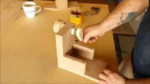 Making Wood Joints With Router by How To Make Wood Balls With A Router Jig Build Youtube