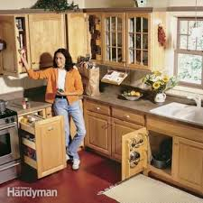kitchen cabinet space corner storage kitchen storage projects that create more space diy