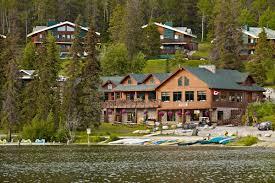 pyramid lake resort in jasper canada mountain park lodges