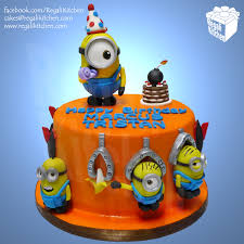 Minion Cake Decorations Sporty Minions Cake