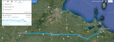 Napoleon Ohio Map by Day 38 Napoleon To Sandusky Oh U2013 88 Miles U2013 Flat With A Tailwind