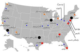 usa map key cities usa map key cities