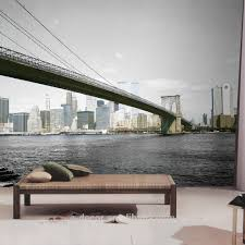 popular city skyline wall murals buy cheap city skyline wall new york skyline wallpaper urban wall murals 3d new york city skyline wall murals