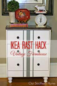 apothecary drawers ikea vintage farmhouse ikea rast hack southern homes vintage