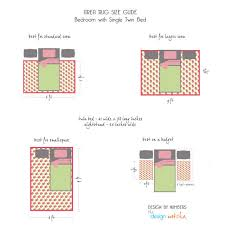 Proper Placement Of Area Rugs Bedroom Area Rug Placement U2013 Bedroom At Real Estate