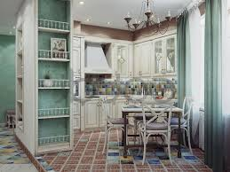 Shabby Chic Kitchens by Cozy Shabby Chic Idea For Sweet Green Kitchen Design Shabby Chic