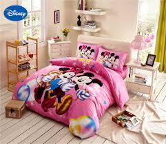 online get cheap bed sheet minnie mickey aliexpress com alibaba