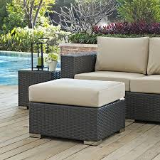 outdoor bench u0026 ottoman taylor ray decor interior design