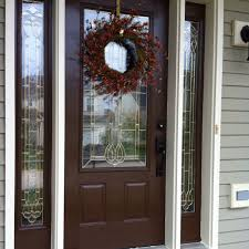 Paint For Doors Exterior Sherwin Williams Turkish Coffee In Gloss Finish Decorating