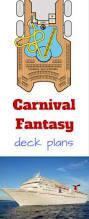 disney fantasy floor plan carnival fantasy deck plans cruise radio