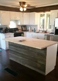 diy butcher block countertops rustic refined repete