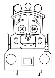 dunbar from chuggington coloring page download u0026 print online