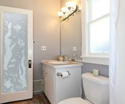 Frosted Glass For Bathroom Beautiful Frosted Glass Pattern For Bathroom Entry Doors