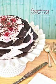 magnolia icebox cake raspberry icebox cake