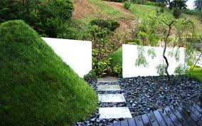 modern japanese landscaping and gardens by wa so design plastolux