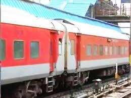 The Barning Train Rajdhani Express Latest News Photos Videos On Rajdhani Express