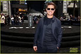 Tom Cruise Mansion by Tom Cruise U0026 U0027the Mummy Cast U0027 Celebrate Mummy Day In Hollywood