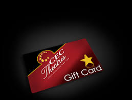 theater gift cards cec theatres gift cards