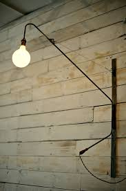 Kitchen Wall Light Fixtures Swing Arm Wall Lamps In The Kitchen My Paradissi