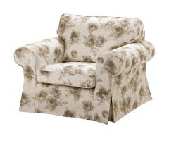 Ikea Accent Chairs by Ikea Ektorp Chair Slipcover Norlida Floral Chair Cover Floral