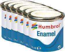 humbrol metallic paint ebay