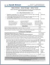 Territory Sales Manager Resume Sample by Resume Samples