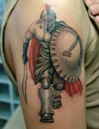 ancient greek tribal tattoos