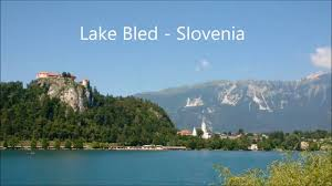 Slovenia Lake Lake Bled Slovenia August 2016 Youtube